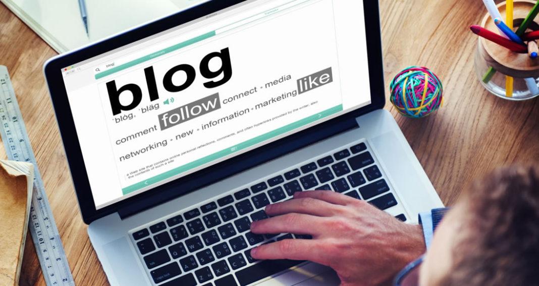 Blog para Marketing Pessoal
