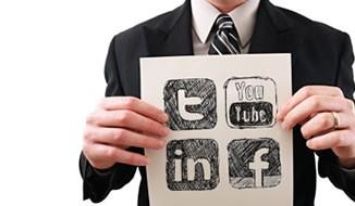 Como construir uma boa imagem profissional nas redes sociais