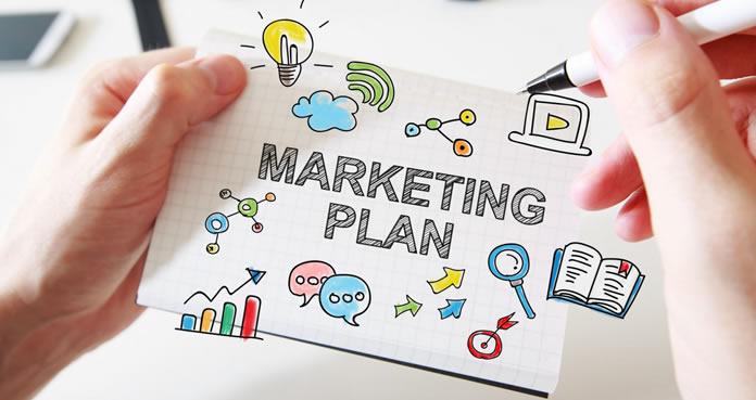 Plano de marketing pessoal online