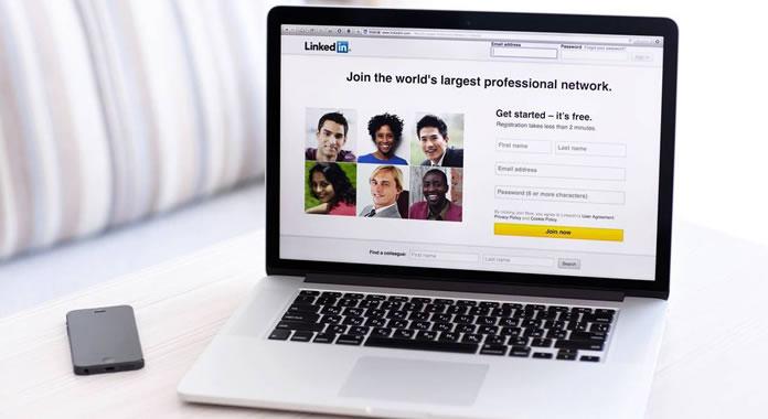 Como criar um perfil profissional no LinkedIn